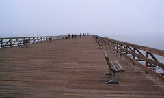 "Long Wooden Pier with benches • <a style=""font-size:0.8em;"" href=""http://www.flickr.com/photos/34843984@N07/14926319733/"" target=""_blank"">View on Flickr</a>"