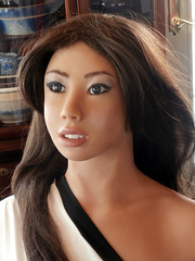 MAKE UP! (Szalinski) Tags: doll dolls sharon cylon rd1 b6 f13 realdoll dollmeet b6f13 f13b6 coverdoll
