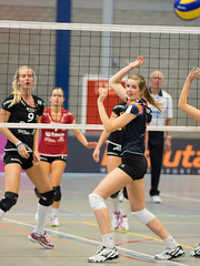 PA180765a (roel.ubels) Tags: sport arnhem volleyball tt vc volleybal 2014 eredivisie weert papendal nevobo valkenhuizen irmato
