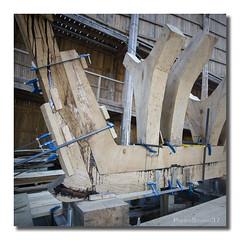 Popako piezak mihiztatzen (PhotoStudio37) Tags: san juan museo construccin nao vasco koldo ribera siglo xvi pasaia artesano carpintera rplica ballenero factora galen albaola