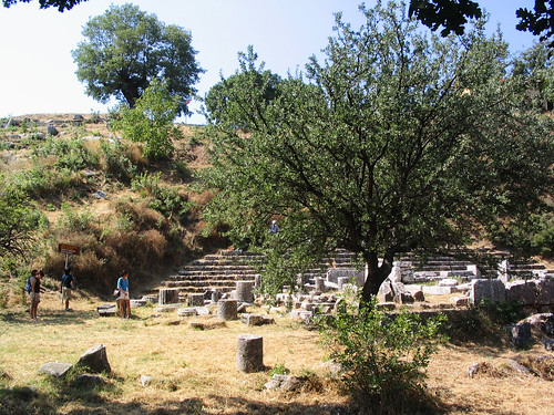 Sanctuary of Despoina at Lykosoura, Arkadia 61