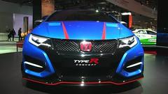 Honda TypeR Concept