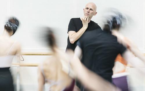 Royal Ballet Resident Choreographer Wayne McGregor to open world-class studios in 2016