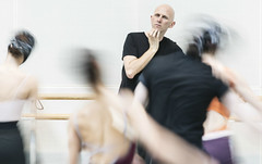Wayne McGregor launches London Curriculum dance module to get the capital dancing
