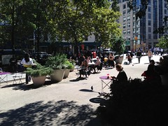 Bogardus Plaza