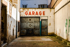 Garage (sfp - sebastian fischer photography) Tags: france frankreich decay garage strasbourg strasburg