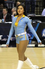 UCLA Cheerleaders (dbadair) Tags: golden dance photos sweet spirit memphis bears gators ucla 16 vs win cheerleader squad 7968 20140327