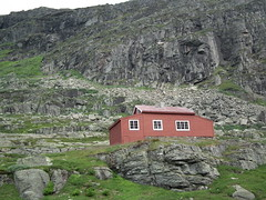 A Shelter in the mountains (Akbe) Tags: norway haukeli hytter