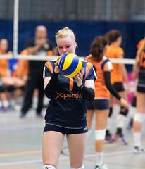 PA042049b (roel.ubels) Tags: sport arnhem setup volleyball tt 65 volleybal 2014 eredivisie papendal talentteam springendal nevobo valkenhuizen
