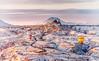 Voyage tot Uchisar town, Cappadocia (Nejdet Duzen) Tags: trip morning travel winter snow nature turkey landscape view türkiye hotairballoon sabah kar goreme balon manzara uchisar urgup kış nevsehir turkei seyahat doğa balloontour balontur