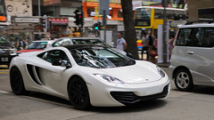McLaren MP4-12C (Benny_chin) Tags: speed nikon automobile 350 mclaren mm nikkor f18 supercar dx d300 mp412c