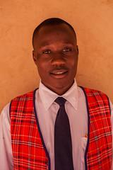 School teacher Portrait | Kenya (ReinierVanOorsouw) Tags: male kenya health wash kenia hygiene ngo sanitation kakamega kenyai oneman kisumu maleportrait beyondborders gezondheid qunia onemanonly  simavi   beyondbordersmedia beyondbordersutrecht sanitatie ngoproject
