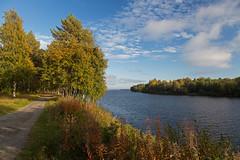 028A4247 (Byskan) Tags: autumn sea river coast sweden baltic september resort sverige hst hav kust havsbad byske byskelven bottenhavet byskanse byskan