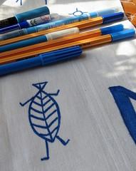 (Landanna) Tags: blue blauw blå