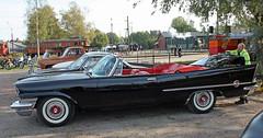 1957 Chrysler 300 C (crusaderstgeorge) Tags: cars sweden gävle classiccars americancars americanclassiccars blackcars 1957chrysler300c