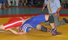 Derbyshire 14 (6) (on_the_mat_uk) Tags: uk canon freestyle wrestling competition wrestler wrestle 2014 eos7 britishwrestling wirksworthleisurecentre onthematuk derbyshireopen2014