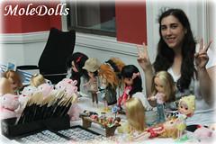 MoleDolls Stall at BCUK