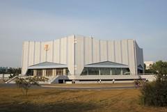 Badminton Arena Mangyongdae District Pyongyang North Korea (Ray Cunningham) Tags: district north korea badminton pyongyang dprk coreadelnorte mangyongdae
