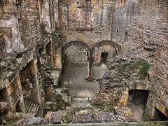 Bolsover Castle (PhilnCaz) Tags: eh ruins edited derbyshire scenic historic restored nik processed hdr renovated bolsover englishheritage bolsovercastle exr tonemapped colorefex efex niksoftware colourefex philncaz theenglishheritage f800exr finepixf800exr
