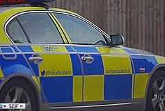 BMW 5SERIES E6O Glasgow 2014 (seifracing) Tags: rescue cars scotland europe britain glasgow scottish police vehicles research bmw british emergency polizei spotting services policia recovery strathclyde brigade polizia ecosse 2014 sprinter seifracing