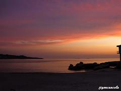 Ézaro-15 (Gon Cancela) Tags: beach night noche playa paisaje galicia amanecer ézaro