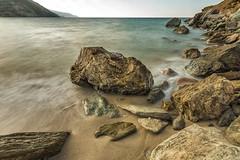 Rocks (Blitzknips) Tags: ocean longexposure seascape beach strand landscape meer mediterranean kreta greece crete griechenland langzeitbelichtung ndfilter mittelmeer