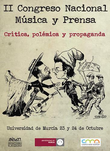 II Congreso Nacional 'MÚSICA Y PRENSA'