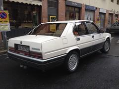 Alfa Romeo Alfa 90 1.8 (vignaccia76) Tags: alfa 1985 alfaromeo lu alfa90 alfaromeo90