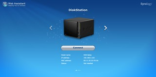 Western Digital Red (WD Red) With Synology DS415play