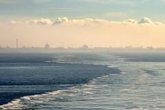 Waddenzee ( Explore ) (Annemieke Proze) Tags: water waddenzee coast den zee annemieke helder veerboot kust proze