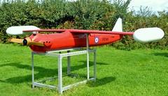 Norhrop MQM 36-A Shelduck D.1 XR346 Radio Controlled Drone (standhisround) Tags: red museum aviation dorset target bournemouth drone exraf radioplane xr346 northropshelduck