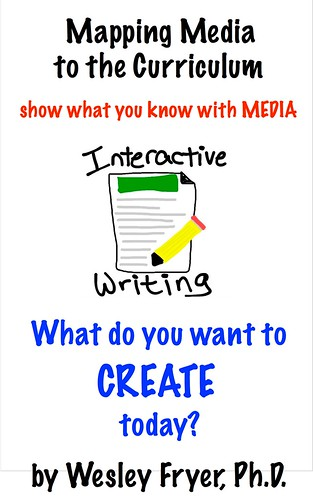 Interactive Writing (eBook Single) by Wesley Fryer, on Flickr