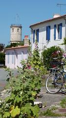 rochefortocean_fouras_iledaix_c.cailhol.jpg (23) (Rochefort Ocan Tourisme) Tags: maisons vlo trmire fentres iledaix rochefortocan