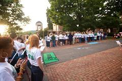 DSC_5357 (Sweet Briar Photos) Tags: traditions freshmen sophomore studentlife stepsinging