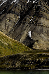 IMG_2187 (gaujourfrancoise) Tags: voyage travel mountains ice nature norway landscapes rocks cliffs svalbard arctic paysages falaises arctique montagnes northpole norvge plenord gaujour