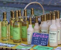 (:Linda:) Tags: germany town bottle handmade thuringia alcohol marketplace erntedankfest liqueur marketday eierlikör hildburghausen erntedankfest2014 germanthanksgving