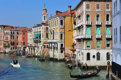 (Explored) Venice, Italy, 202