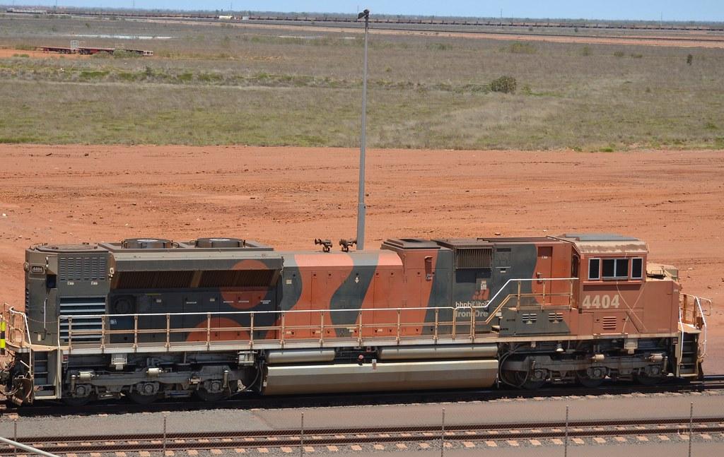BHP Rail