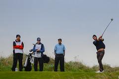 Alfred Dunhill Links Championship 2014 (KCL Images) Tags: golf scotland fife actor standrews kingsbarns jamiedornan fiftyshadesofgrey alfreddunhilllinkschampionship2014