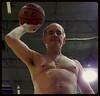 MM free throws 10 5 2014 R2 (Monte Mendoza) Tags: shirtless man guy pits basketball nipple dude uomo hombre homme ua noshirt armpits pecho sanschemise underarms axila sincamisa