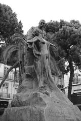 eçadequeiroz eçadequeirozsculpture escritor estátua lisbon portugal portuguesewriter rdoalecrim sculpture sobreanudezdaverdadeomantodiáfanodafantasia