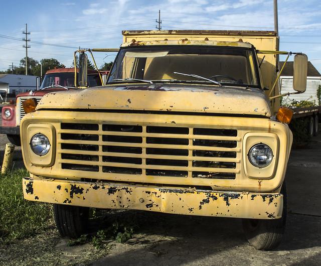 ford trucks fomoco f500 andersonindiana fordf500
