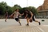 Basket Playground (mariagiovannasenatore) Tags: street boy people game rome roma boys playground basketball canon eos photo freestyle foto photographer play basket action pic sanlorenzo fotografia nba photograpy 600d