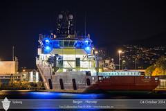 Sjoborg (Aviation & Maritime) Tags: norway offshore bergen supply psv platformsupplyvessel sjoborg supplyservice
