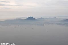 Tuen Mun, Hong Kong (rivarix) Tags: aerialview hkg tuenmun hkia  hongkongsarchina hongkonginternationalairport cheklapkokairport skyabovelandbelow