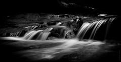 Shades of the Leura Cascades (dlerps) Tags: longexposure bw water monochrome creek waterfall stream sony sigma australia bluemountains cascades newsouthwales katoomba leura leuracascades jamisonvalley lerps sonyalphadslr sigma1850mmf28exdcmacro diamondclassphotographer flickrdiamond sonyalphaa77v daniellerps coxsrivercanyonsystem hoyaprond500