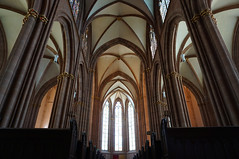 Oppenheim church interior