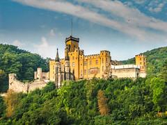Château de Stolzenfels (K r y s) Tags: topf25 germany geotagged koblenz rheinlandpfalz rhinelandpalatinate niederlahnstein