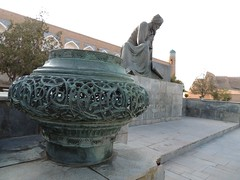 DSCN5536 (bentchristensen14) Tags: sculpture khiva ichonqala