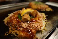 Okonomiyaki (Takashi K. A) Tags: food chicken japan movie japanese location soba source lemmon takehara okonomiyake 2015 hiroshimastyle horikawa tamayura